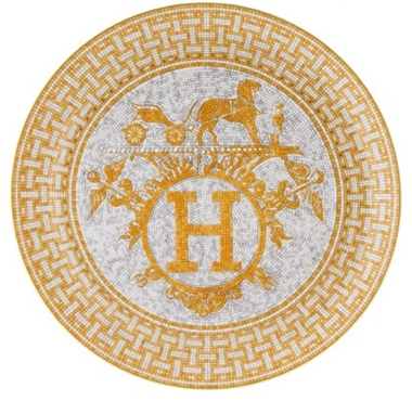 Hermes Mosaique oro